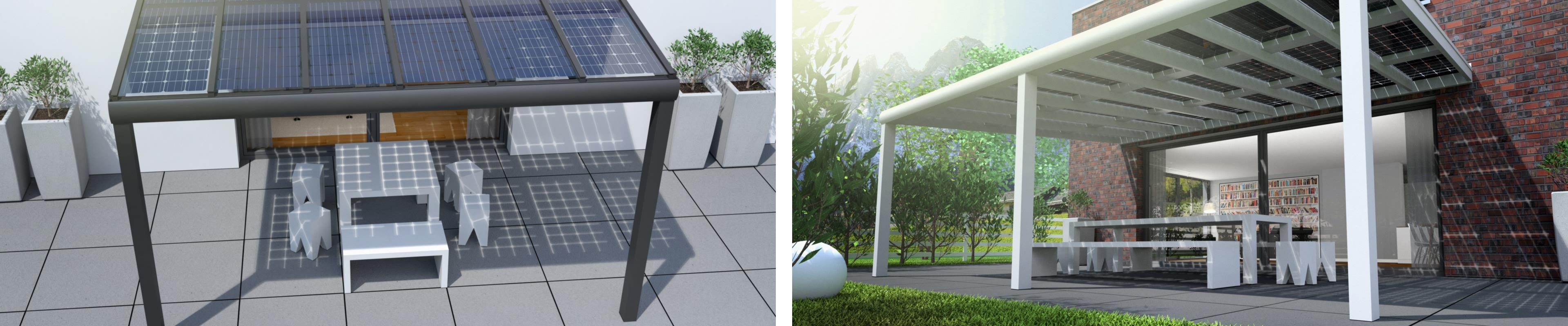Solar Terrasse solarterrassen ab 0 aus holz alu oder stahl 30 jahre garantie