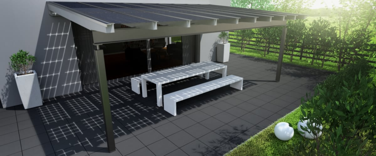 solarcarports und solarterrassen ab 0 aus holz alu oder stahl. Black Bedroom Furniture Sets. Home Design Ideas