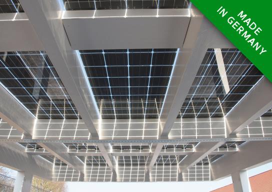 solarcarport ab 0 aus holz alu oder stahl 30 jahre. Black Bedroom Furniture Sets. Home Design Ideas