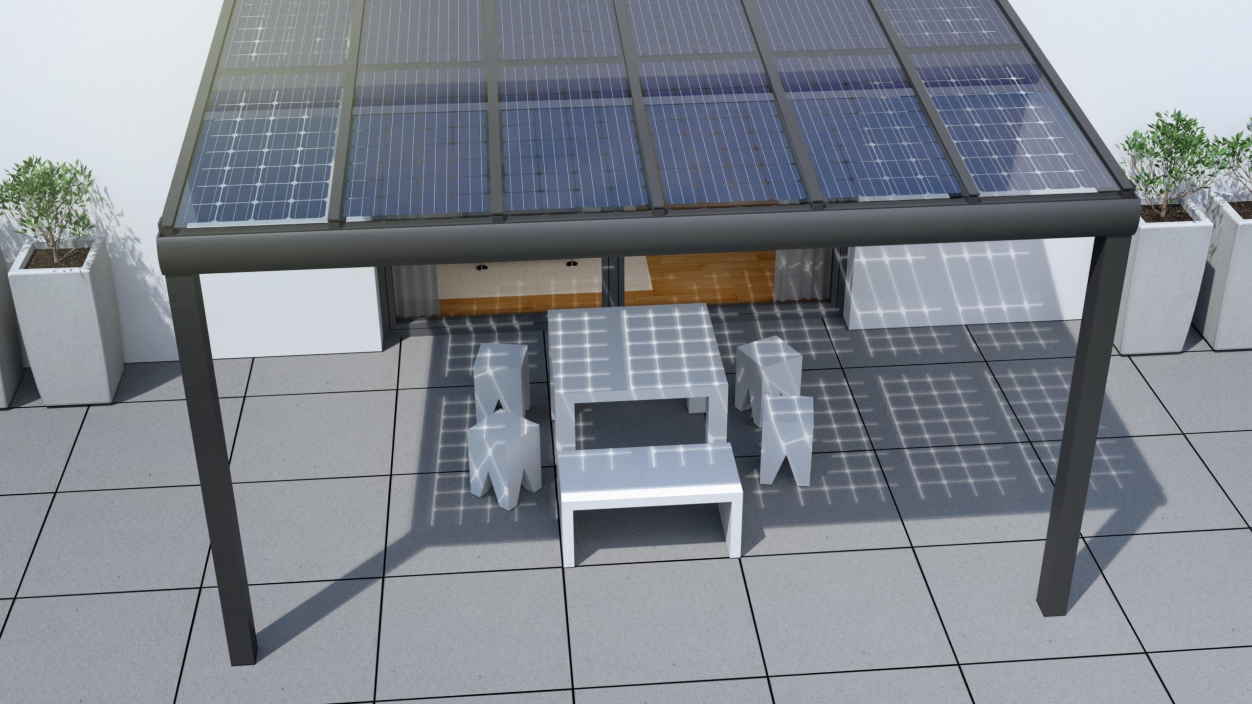 0 solarcarports und solarterrassen aus holz alu oder. Black Bedroom Furniture Sets. Home Design Ideas