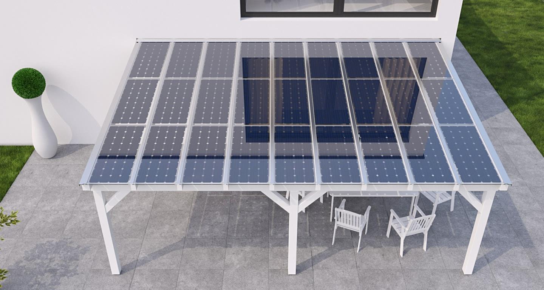 Amusing Solarterrassen Best Choice Of 27 · Solarwatt Solarterrasse