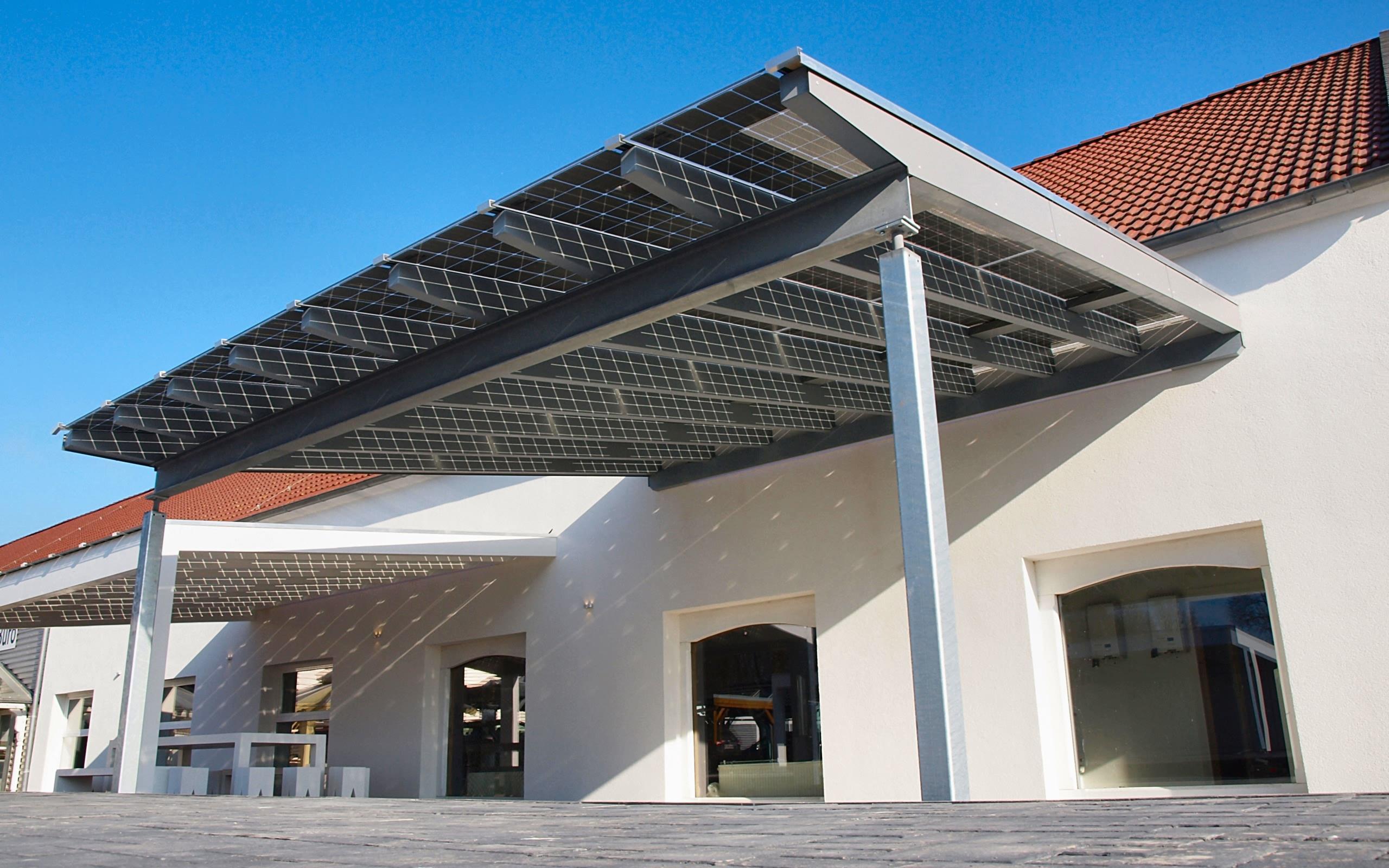 Interior Design For Solarterrassen Ideas Of Ecarport Modern Holz Holz Stahl