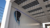 Wallbox Solarcarport